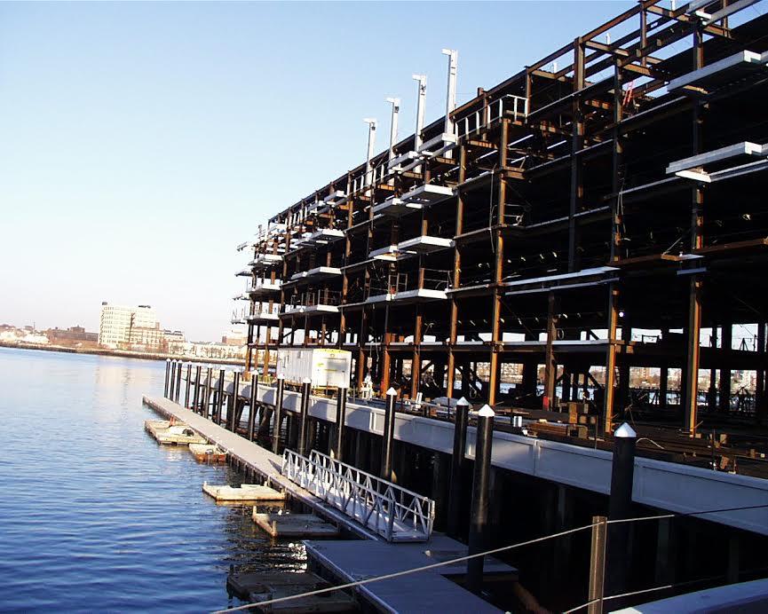 Réalisation Battery Wharf